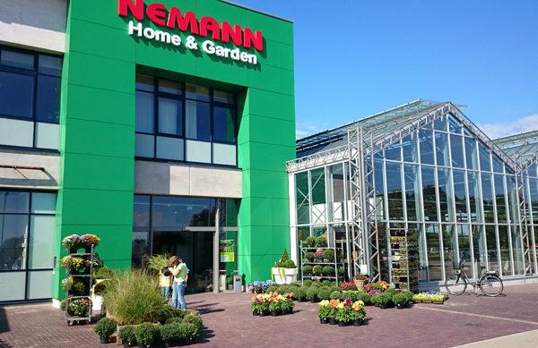 Nemann Home & Garden - Gartencenter in Vechta