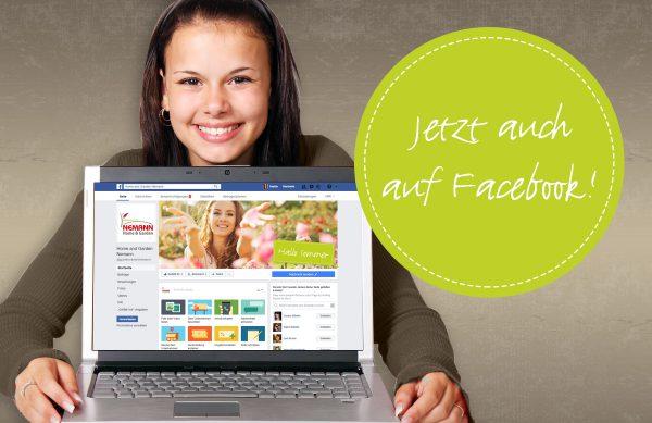 Jetzt auch auf Facebook - Aktuelles aus Vechta